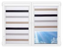 Рулонные кассетные шторы УНИ - Этаж-701