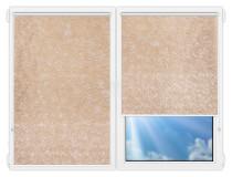 Рулонные шторы Мини - Карисма-голд на пластиковые окна