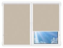 Рулонные шторы Мини - Лин-2 на пластиковые окна