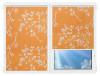 Рулонные шторы Мини - Мегаполис-6 на пластиковые окна