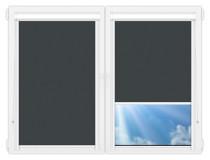 Рулонные кассетные шторы УНИ - Скрин-8