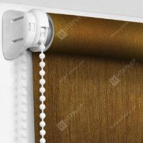 Рулонные кассетные шторы УНИ - Лусто-коричневый