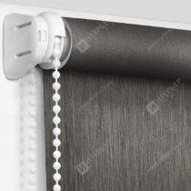 Рулонные кассетные шторы УНИ - Лусто-темно-серый