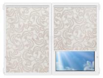 Рулонные шторы Мини - Бомбей-4 на пластиковые окна