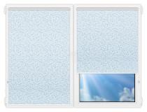 Рулонные шторы Мини - Иви-ре на пластиковые окна