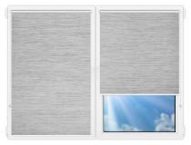Рулонные шторы Мини - Шикатан-7 на пластиковые окна