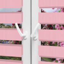 Рулонные шторы День-Ночь — Латина 0010 на пластиковые окна