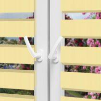 Рулонные шторы День-Ночь — Латина 1801 на пластиковые окна