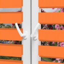 Рулонные шторы День-Ночь — Латина 1802 на пластиковые окна