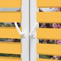 Рулонные шторы День-Ночь — Латина 1803 на пластиковые окна