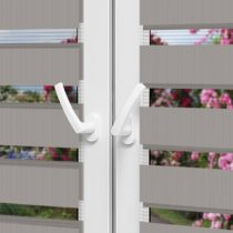 Рулонные шторы День-Ночь — Латина 1806 на пластиковые окна
