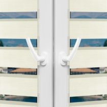 Рулонные шторы День-Ночь - Лацио 23 на пластиковые окна