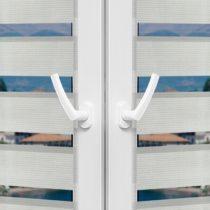 Рулонные шторы День-Ночь - Лацио 43 на пластиковые окна