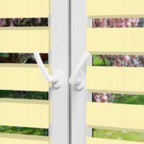 Рулонные шторы День-Ночь - Монца 25 на пластиковые окна
