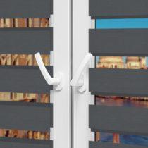 Рулонные шторы День-Ночь - Неаполь 97 на пластиковые окна