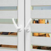 Рулонные шторы День-Ночь - Новара 1907 на пластиковые окна
