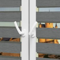 Рулонные шторы День-Ночь - Новара 1908 на пластиковые окна