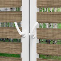 Рулонные шторы День-Ночь - Равенна 39 на пластиковые окна