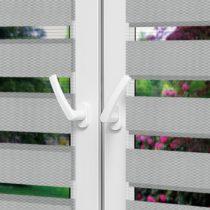 Рулонные шторы День-Ночь - Реджина 48 на пластиковые окна