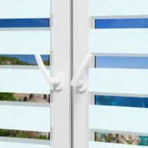 Рулонные шторы День-Ночь - Сицилия 52 на пластиковые окна