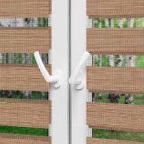 Рулонные шторы День-Ночь - Равенна 36 на пластиковые окна