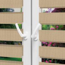Рулонные шторы День-Ночь - Реджина 37 на пластиковые окна