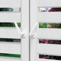 Рулонные шторы День-Ночь - Реджина 45 на пластиковые окна