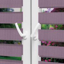 Рулонные шторы День-Ночь - Реджина 72 на пластиковые окна