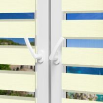 Рулонные шторы День-Ночь - Сицилия 26 на пластиковые окна