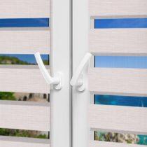 Рулонные шторы День-Ночь - Сицилия 43 на пластиковые окна