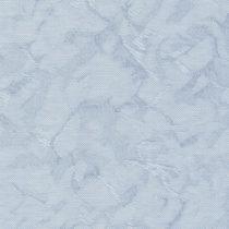 Вертикальные тканевые жалюзи Шёлк морозно-голубой светлый