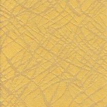 Вертикальные тканевые жалюзи Сфера желтый