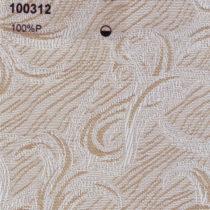 Вертикальные тканевые жалюзи Сказка светло-коричневый