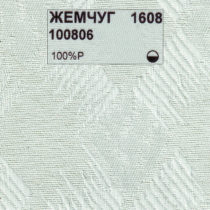 Вертикальные тканевые жалюзи Жемчуг серый