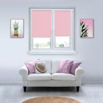 Рулонные шторы Мини - Карина светло-розовый