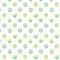 Рулонные шторы Мини - Совушки