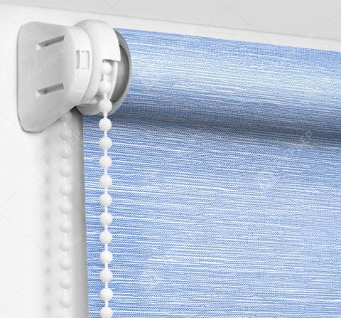 Рулонные шторы Мини - Балтик голубой
