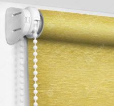 Рулонные шторы Мини - Лусто желтый