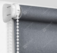 Рулонные шторы Мини - Металлик графит