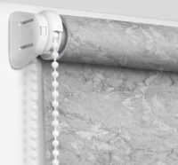 Рулонные шторы Мини - Шелк серый