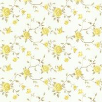 Рулонные шторы Мини - Крымская-роза-желтый