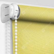 Рулонные шторы Мини - Металлик-желтый