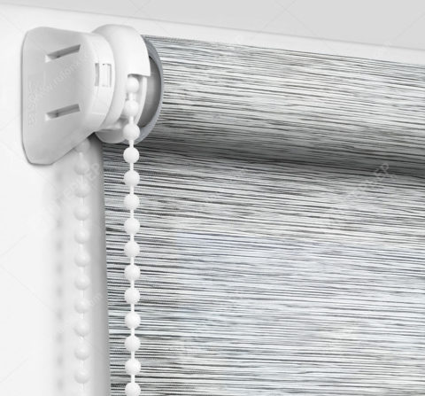 Рулонные шторы Мини - Ямайка-серый
