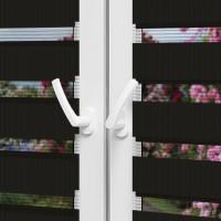 Рулонные шторы День-Ночь - Латина 1308