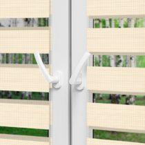 Рулонные шторы День-Ночь - Равенна 23 на пластиковые окна