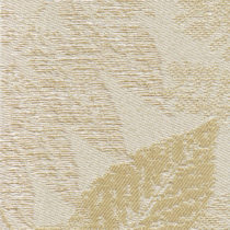 Вертикальные тканевые жалюзи Флора золотистый