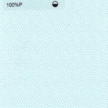 Вертикальные тканевые жалюзи Кёльн голубой - ткань