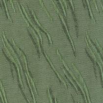 Вертикальные тканевые жалюзи Офелия зеленый - ткань