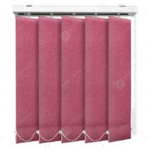 Вертикальные тканевые жалюзи Сиде фуксия 3652