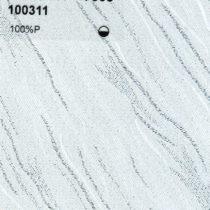 Вертикальные тканевые жалюзи Венера-2 серебро